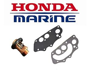 Details about Genuine Honda Outboard Thermostat & Gasket (6hp/8hp) BF6B /  BF8A (19300-881-761)