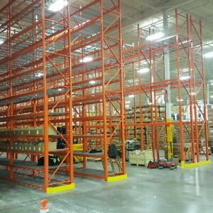Pallet Racking, Industrial Shelving, Cantilever Rack, Mezzanine Platforms, Guardrail and Other Warehouse Equipment Sales Kitchener / Waterloo Kitchener Area Preview
