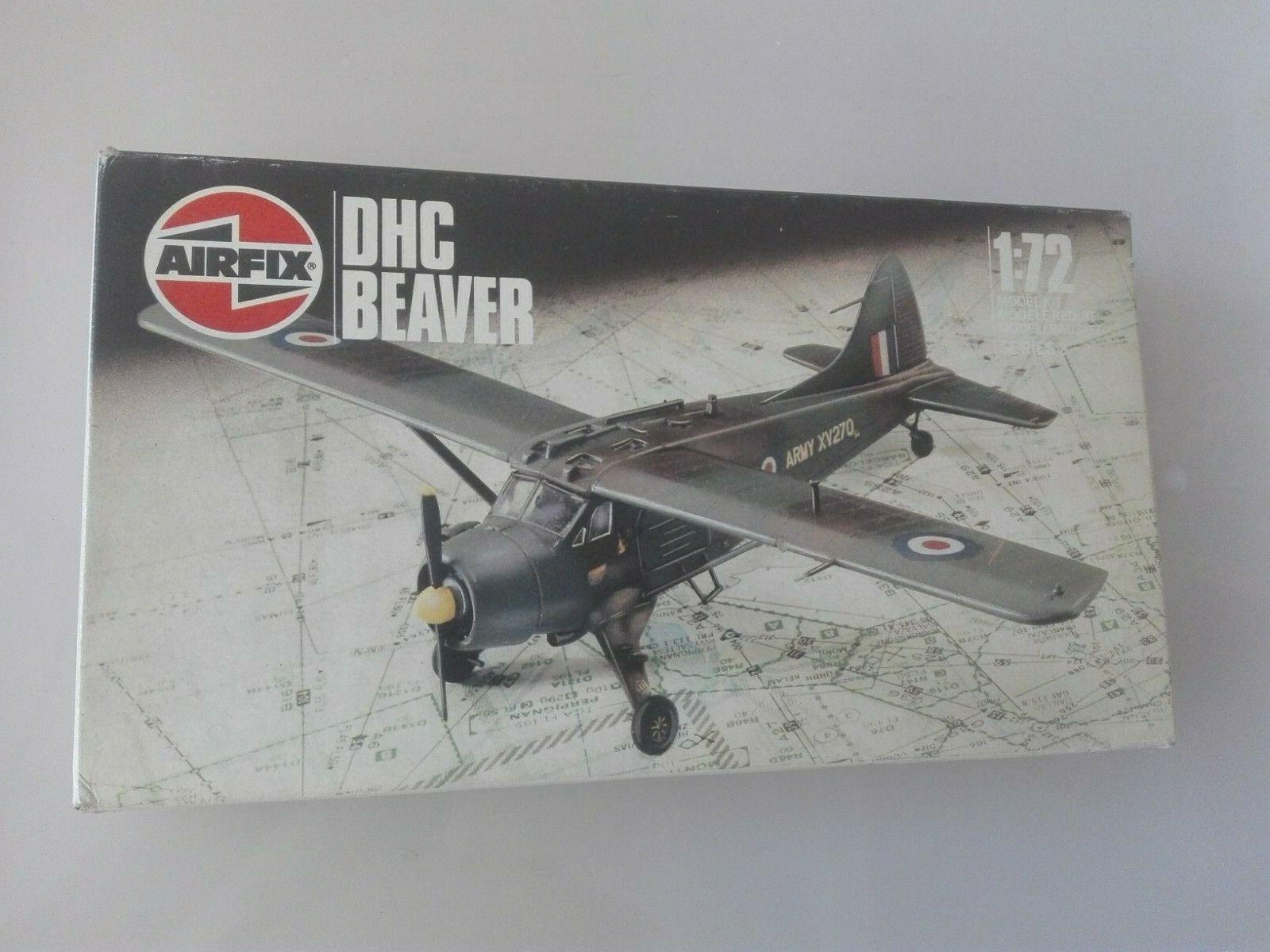 DHC BEAVER  1 72   AIRFIX VINTAGE