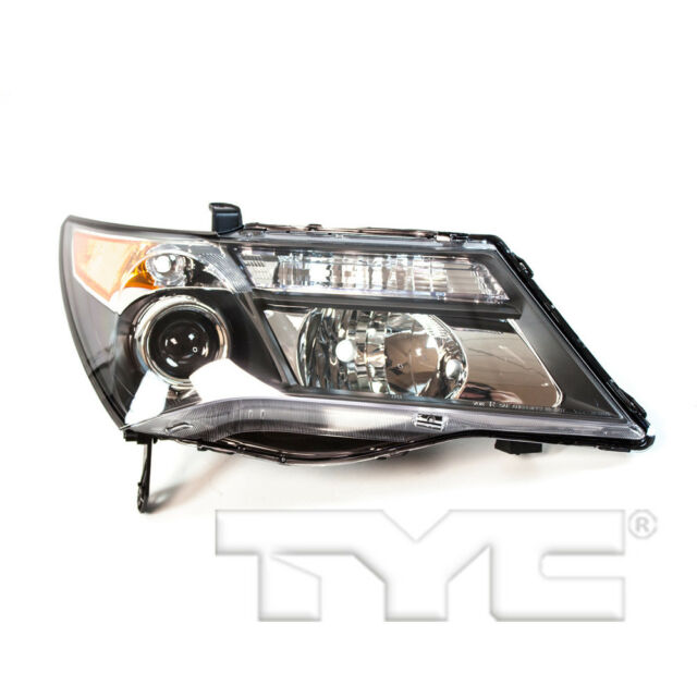 Headlight Assembly-NSF Certified Right TYC 20-6845-01-1