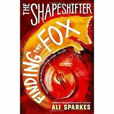 The Shapeshifter 1: Finding the Fox, Sparkes, Ali, Very Good, Paperback