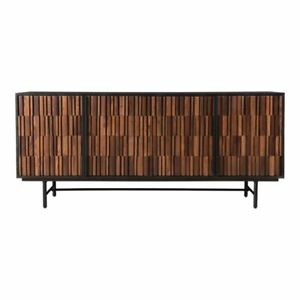 68-5-034-W-Wallace-Sideboard-Solid-Exotic-Hardwoods-Modern-Contemporary-Iron-Base