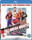 Talladega Nights - The Ballad of Ricky Bobby 5050629228311 Blu-ray Region 2