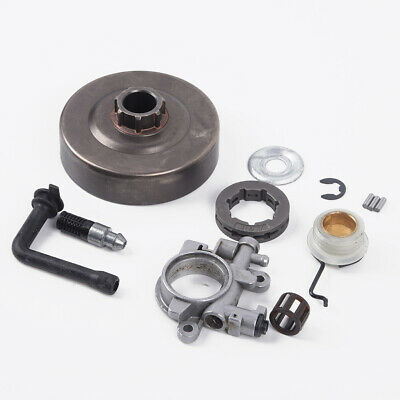Clutch Drum Kit Chainsaw Set For Stihl MS290 029 MS390 039 MS310 Replacement