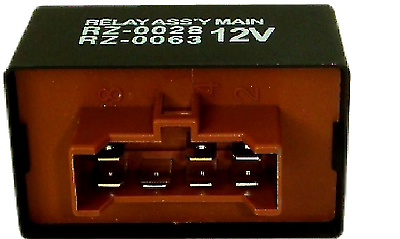 MAIN RELAY-FUEL PUMP RELAY RY169 HONDA ACCORD 1990-1997