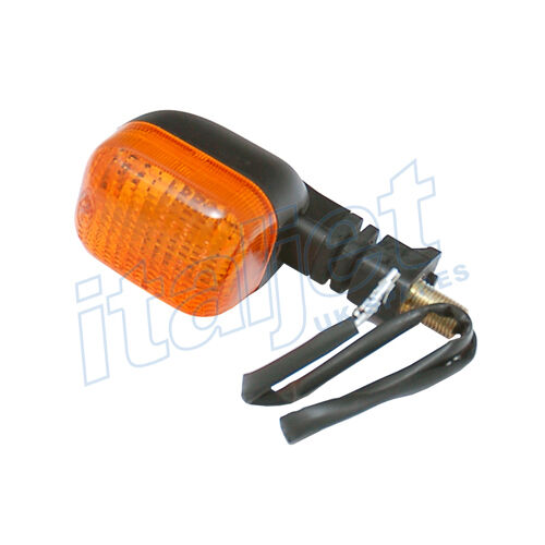 Motorcycle Scooter Indicator Rear R//H or Front L//H Longer Type M12 Fixing