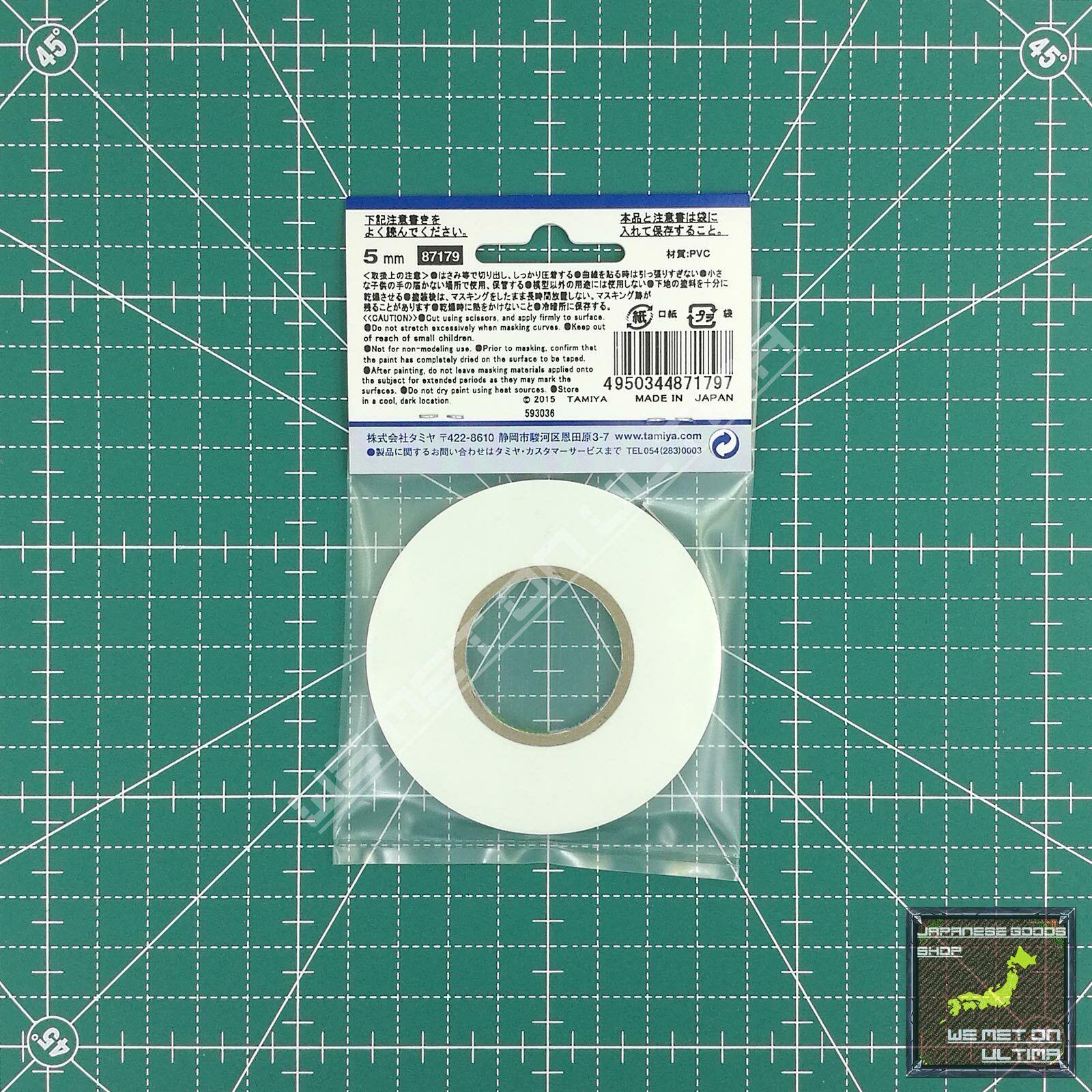 Accessori TAM87208 per modellismo Tamiya Nastro Adesivo per mascheratura 3 mm//18 m