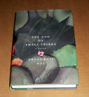 SIGNED by ARUNDHATI ROY GOD OF SMALL THINGS 1st EDITION BOOKER PRIZE INDIA 1997