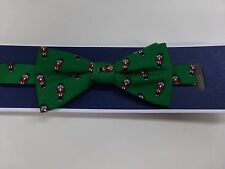 01e68e3cd278 item 2 Mens Chaps Christmas Bow Tie Green w/ Tin Soldiers NEW MSRP $38.00 ~  Bowtie -Mens Chaps Christmas Bow Tie Green w/ Tin Soldiers NEW MSRP $38.00  ~ ...