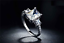 1-75Ct-Radiant-Cut-Diamond-Accent-Solitaire-Engagement-Ring-18K-White-Gold-Over thumbnail 5