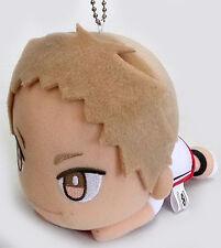 Banpresto Haikyuu Flying Receive 6'' Mascot Plush Keychain BP36443~Morisuke Yaku