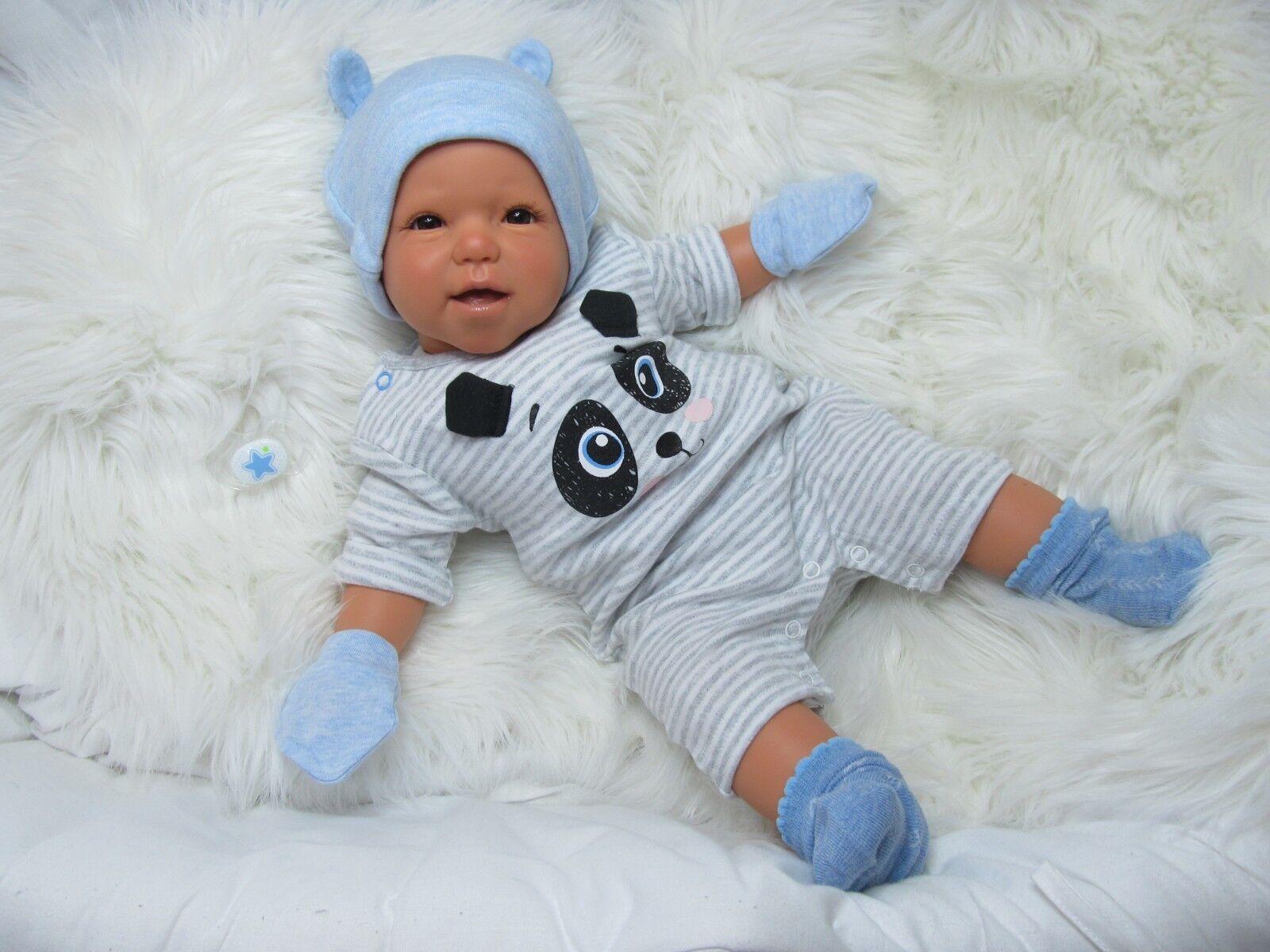 Ninisingen Reborn RealLife costitutivo BAMBOLA Juan Bambola Baby Bambola Baby Bambola artisti