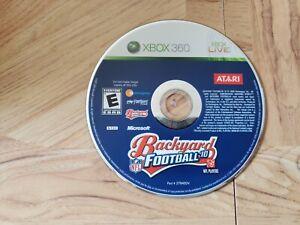 Backyard Football '10 (Microsoft Xbox 360, 2009). NFL ...