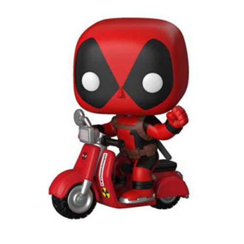 Playtime Deadpool Cosplay Bob Ross Action Figure Collection Toy Gift Funko pop