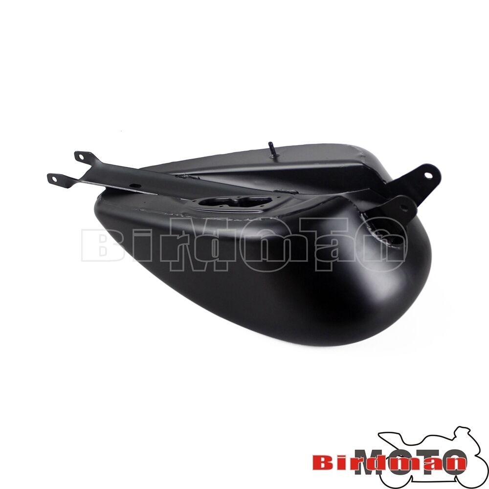 3 3 Gallon Gas Fuel Tank Chopper Bobber for Harley Sportster 883 1200  2007-2016