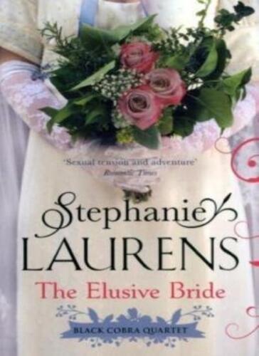 1 of 1 - The Elusive Bride: Number 2 in series (Black Cobra Quartet),Stephanie Laurens