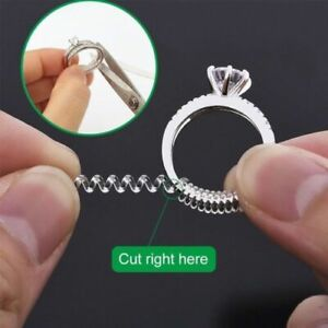 Ring-Wrap-Clip-Size-reducer-Sizer-10cm-long-Fits-All-Rings-Cut-to-Fit