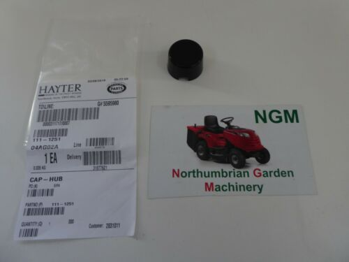 Genuine Hayter Harrier 41 48 56 Hub Cap 111-1251 410 412 413 490 491 493 560 566