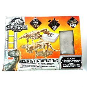 Jurassic-World-Large-Dinosaur-Dig-amp-Discover-Battle-Pack-Excavation-Dig-Sambro