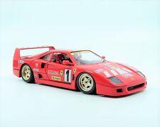 Bburago Ferrari F40 Evoluzione #1 1989 Red 1/18