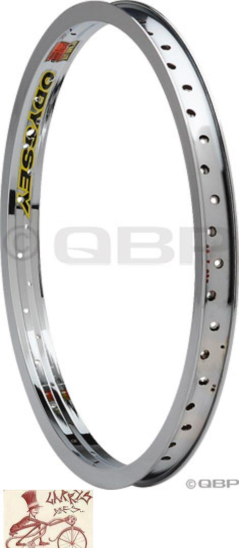 ODYSSEY HAZARD LITE 36H CHROME 20  X 1.75  BMX BICYCLE RIM