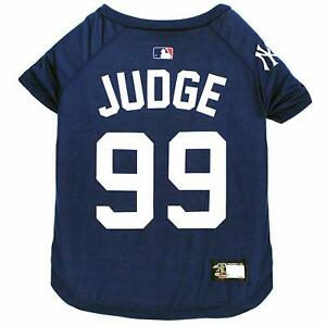 AARON-JUDGE-99-New-York-Yankees-MLBPA-Officially-Licensed-Dog-Pet-Tee-Shirt
