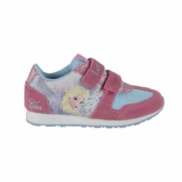 Elsa Frozen Schuhe Mädchen Sneakers 28