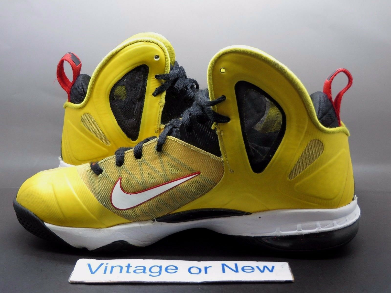 Nike Nike Nike LeBron IX 9 P.S.Elite Taxi sz 10 0bcf59