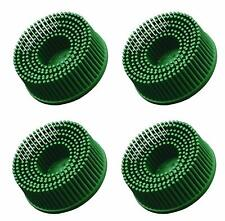 3m 3m 18730 Roloc Bristle Disc Grade 50 4 Pack