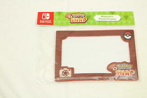 Pokemon SNAP Magnetic Picture Photo Frame Nintendo Switch