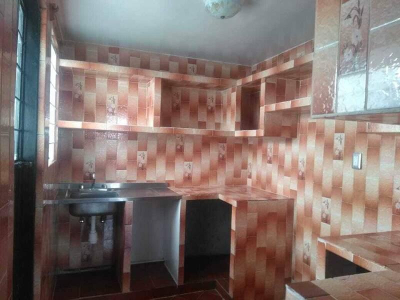 Casa sola en privada. Los Morales Cuautitlan