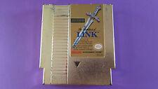 ZELDA 2 the Adventure of Link / jeu Nintendo NES / FRA