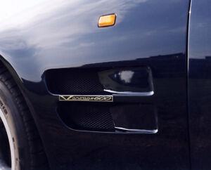 Aston Martin Vantage 600 Abzeichen Seite Flügel Ebay