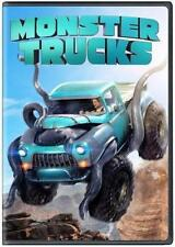 Monster Trucks ( DVD 2016 ) NEW * Family, Animation * NOW SHIPPING !!!!!!