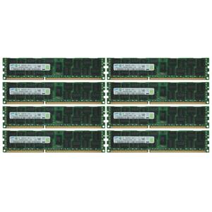 16GB Kit 2X 8GB DELL POWEREDGE M520 M620 M610x M820 M915 R415 C6220 Memory Ram