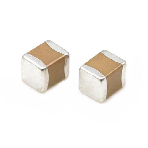 100PF to 220uF 6.3V 10V TO 2KV 1210 SMD//SMT Capacitors Range Ceramic MLCC