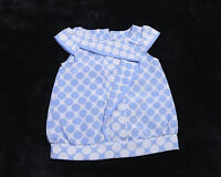 Max Studio Girls Toddlers Top Dress Size 3t Blue/white