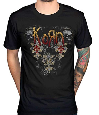 new KORN *Issues Nu Metal band rock t-shirt follow the leader mens S to 4XLT