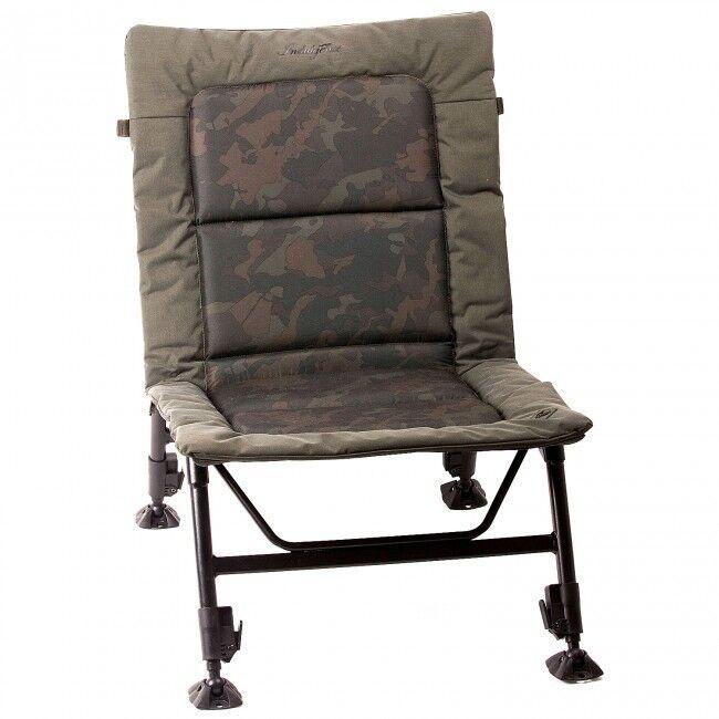 Nash Indulgence Ultra Lite Camo Chair - T9726