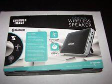 Sharper Image Sbt1008 Bluetooth Wireless Tailgate Speaker W Built