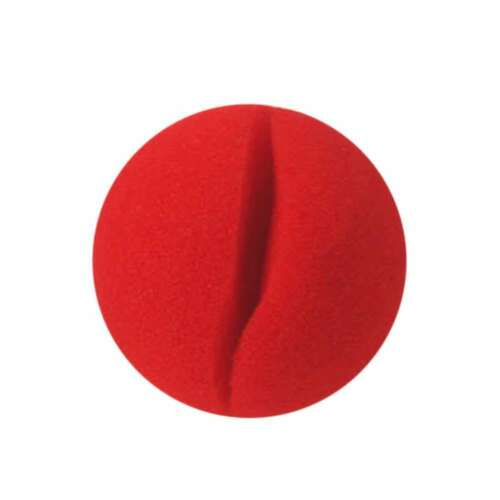 4pcs Foam Clown Red Nose Circus Party Cosplay Halloween Costume Prop Nose