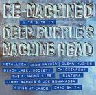 Re Machined Tribute to Deep Purple S Machine Head 5034504149427 Vinyl Album