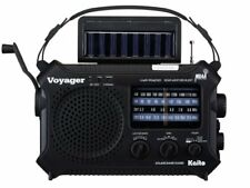 Kaito Ka500 5-way Powered Emergency Am/fm/sw NOAA Weather Alert Radio With