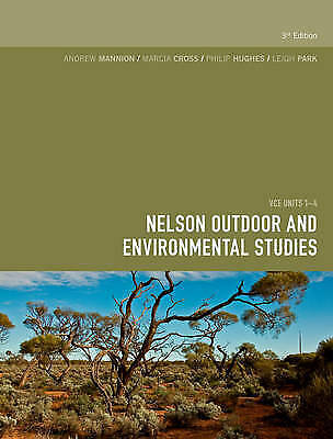 1 of 1 - Nelson Outdoor and Environmental Studies VCE Units 1-4, Mannion ISB 978017348034