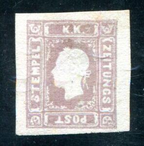 OSTERREICH-1858-17-ungebraucht-ohne-Gummi-TADELLOS-200-K7698