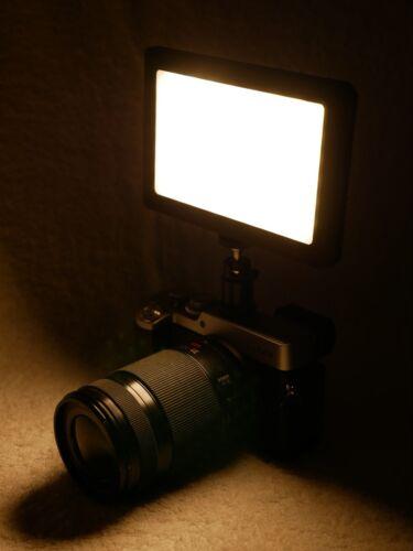 Shop LED lámpara de fotografía//vídeo lámpara 12 pro pad192 lichtpanel luz de cámara Martins