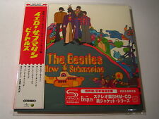 "THE BEATLES ""Yellow Submarine"" Japan mini LP SHM CD   1st Press"