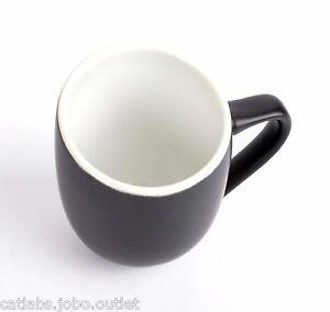 El-offero-Expreso-Taza-89ml-cafe-The-Ultimate-Taza-de-cafe-Negro-Mate