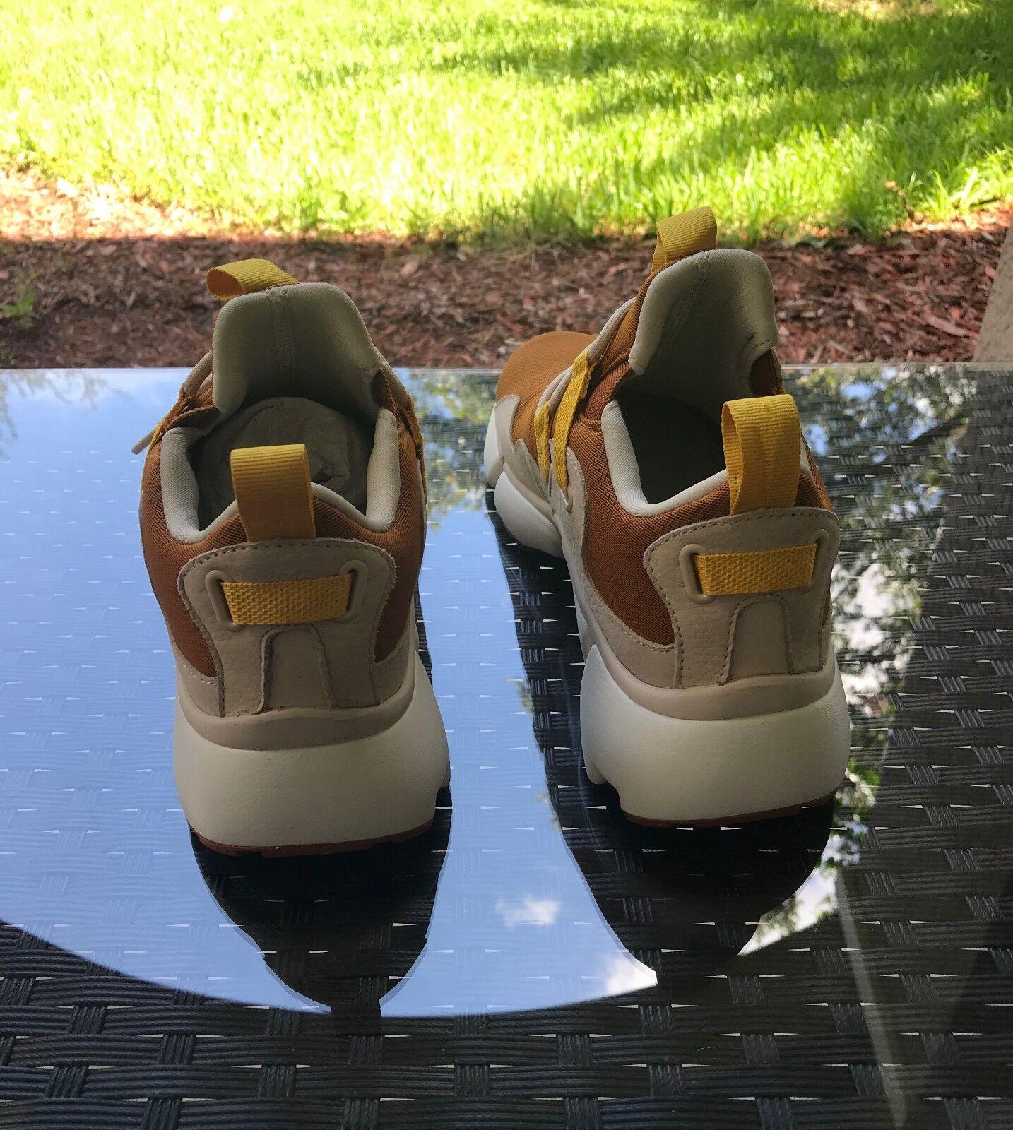 Nike nikelab coltellino dm tawny vela oro fiocchi bianchi [910571-200]