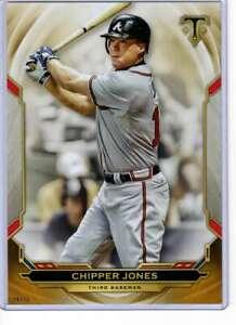 Chipper-Jones-2019-Topps-Triple-Threads-5x7-Gold-42-10-Braves